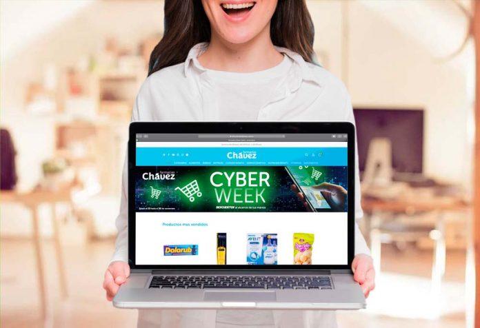 Mas de 200 productos en el CyberWeek en Farmacias Chavez