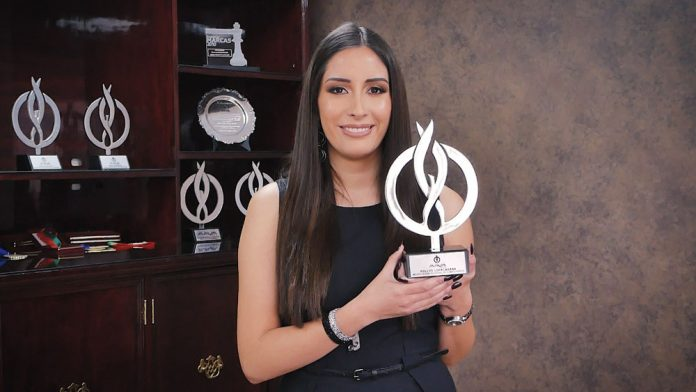 Pollos Copacabana recibio el Premio Maya 2020