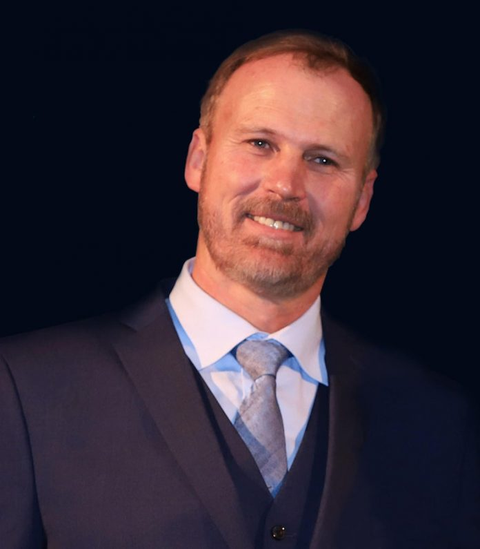 Presidente de la Cadexco Gunther Hass Koelbl