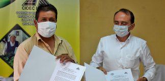 acuerdo CAO y CIOEC Bolivia