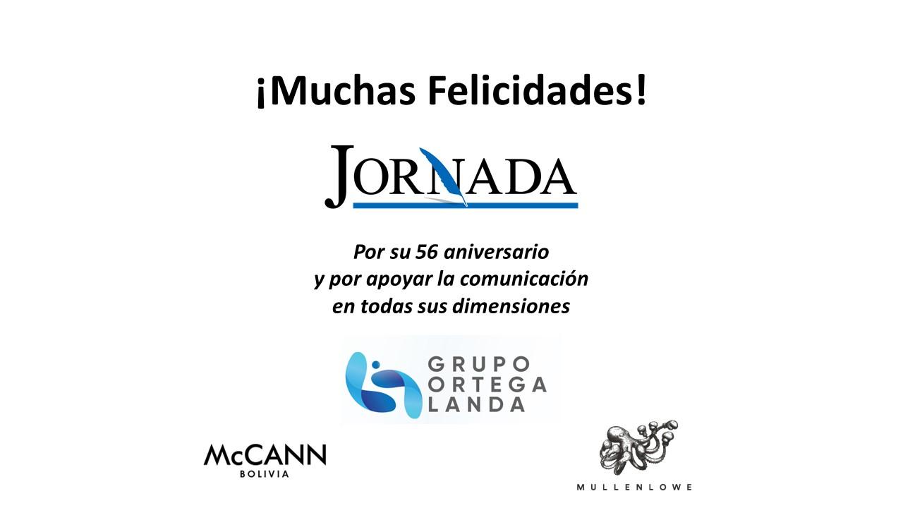felicitacion Grupo Ortega Landa