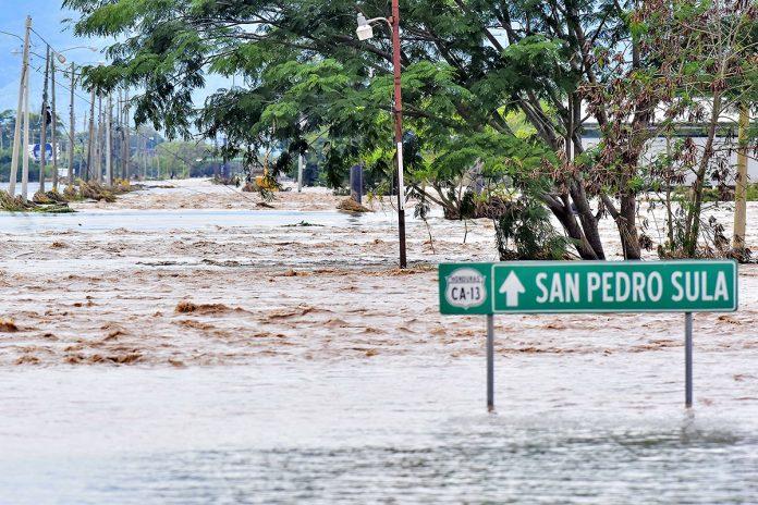 huracan Eta Honduras