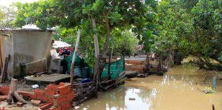 inundaciones Cartagena huracán Iota