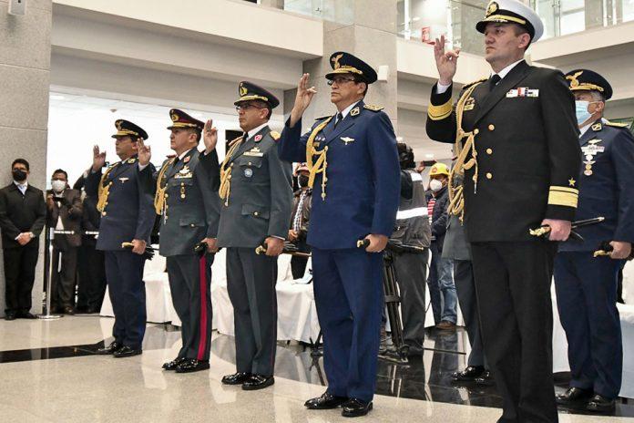 nuevo alto mando militar