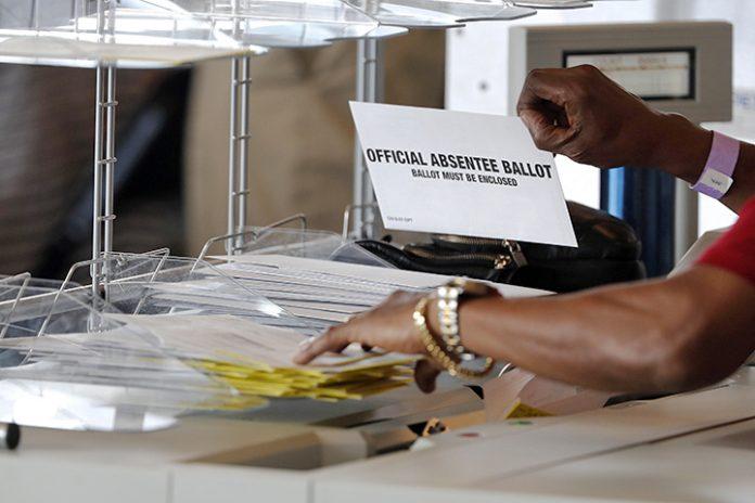 papeletas de voto