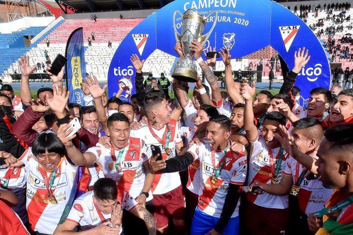 Always Ready campeón Apertura 2020