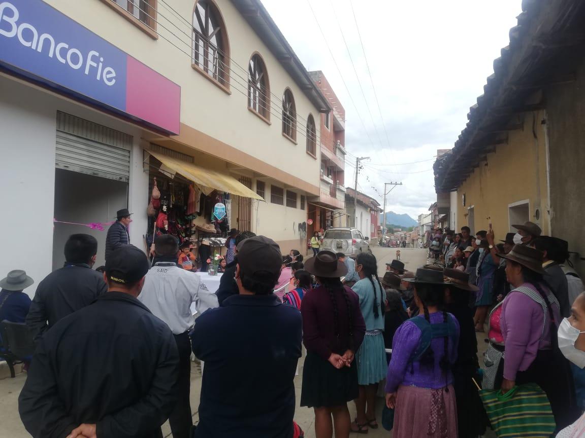Apertura una oficina externa en Sopachuy Chuquisaca 1
