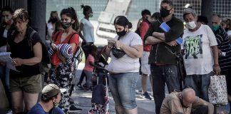 Argentina desempleo