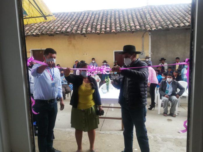 Banco FIE apertura una oficina externa en Sopachuy Chuquisaca