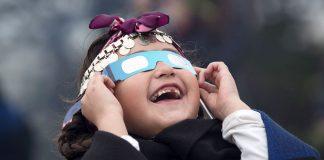 Chile eclipse solar