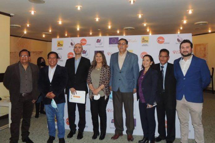 Con apoyo de la Union Europea CNI y socios estrategicos presentan alcance de proyecto RedEmpleo