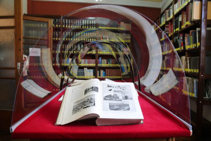 La Biblioteca Municipal dispone desde hoy 25 libros antiguos en PDF para descargar