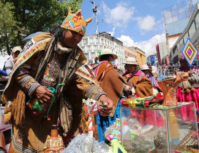 La Fiesta Ritual del Illapacha