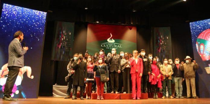 Las IV Jornadas Culturales finalizaron con la posesion de mas de 100 integrantes del Concipculta