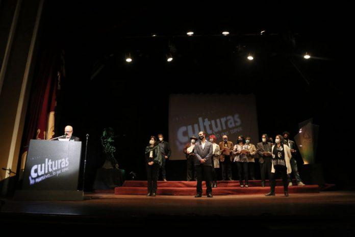 Las IV Jornadas Culturales se inauguraron con el reconocimiento a 19 personalidades
