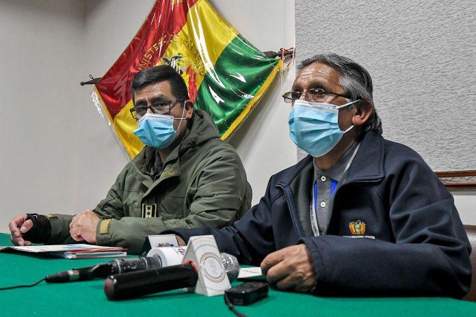 Leonel Jiménez e Ismael Téllez