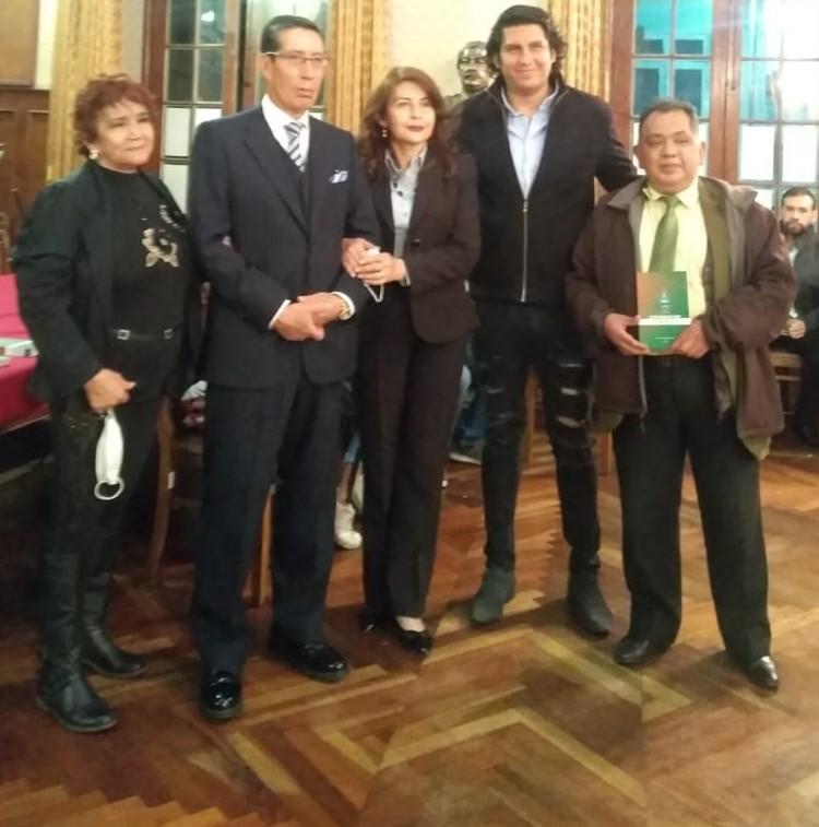 Victor Hugo GarciaSandra de Garcia Pabloa Aldana John Rios Aranda