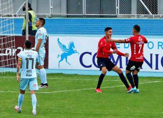 Wilstermann vs Bolívar