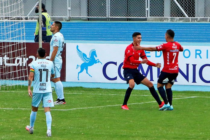Wilstermann vs Bolívar
