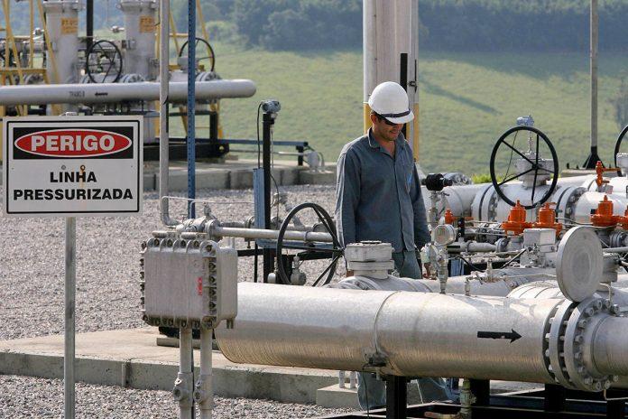 gasoducto Bolivia-Brasil