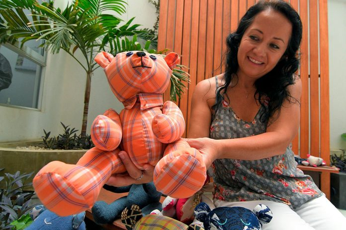 peluches duelo