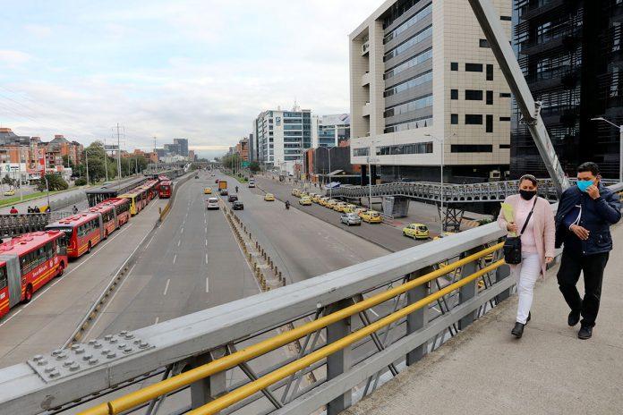 Bogotá covid-19