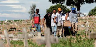 Brasil mortalidad coronavirus