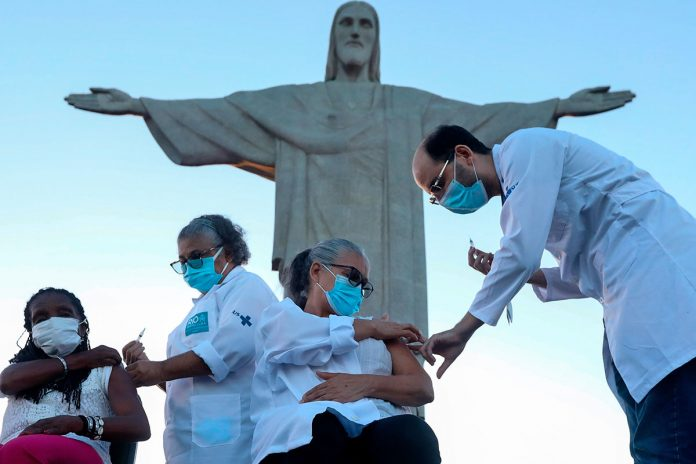 Brasil vacunación