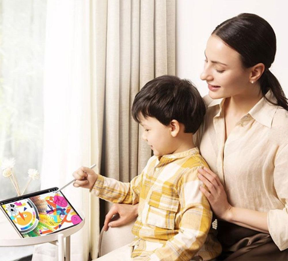 Con el firme objetivo de motivar a los ninos a que continuen aprendiendo desde casa
