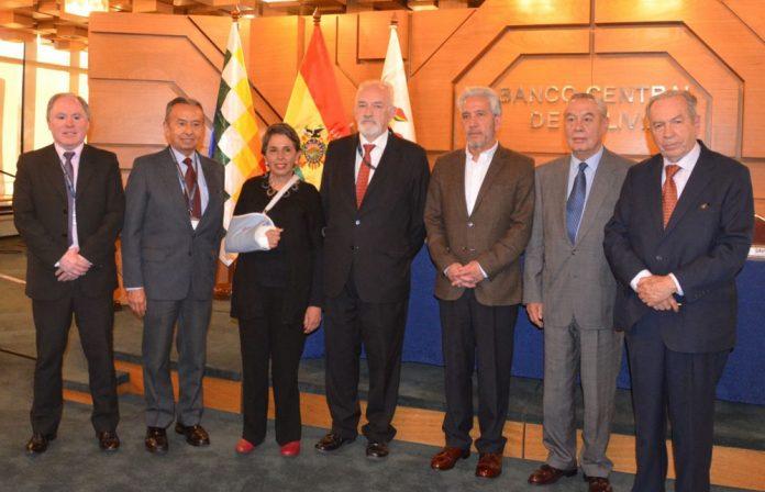 Designaron al nuevo Consejo de Administracion de la Fundacion Cultural del Banco Central de Bolivia.