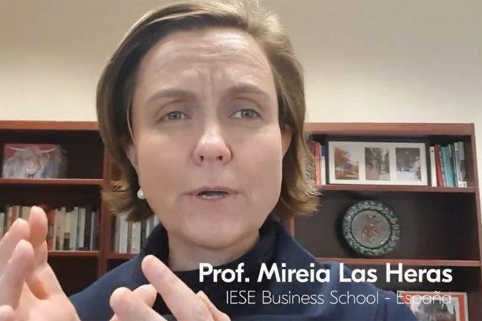 Mireia de la Heras Directora del Centro Internacional Trabajo