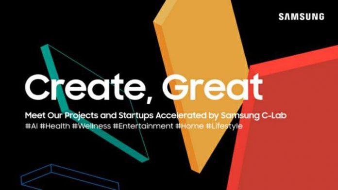 Samsung presentara las startups de 'C Lab Inside y 'C Lab Outside en CES 2021