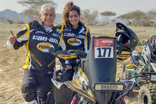 Suany y Leonardo Martínez