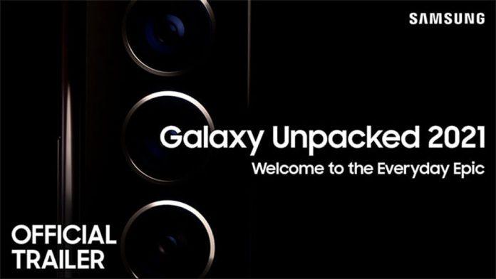 Un dia epico Conoce el nuevo Galaxy en el evento Unpacked 2021