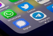 WhatsApp, Signal y Telegram