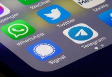WhatsApp, Signal y Telegram