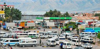 huelga chóferes Cochabamba