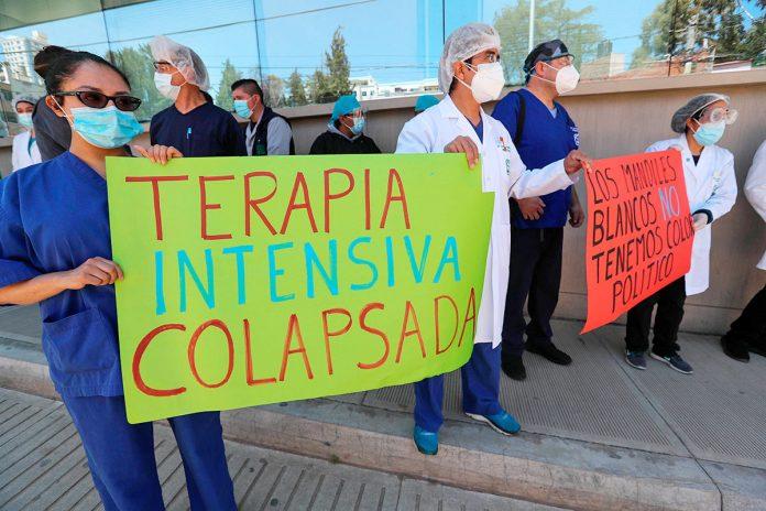 médicos Caja Petrolera de Salud
