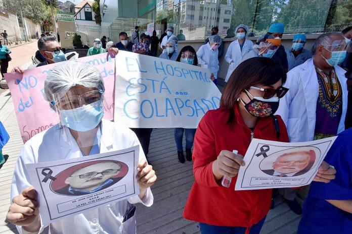 médicos La Paz