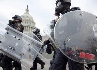 policía Washington