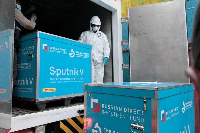 vacunas rusas Sputnik V