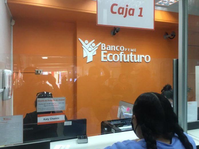 Ecofuturo paga bono contra el hambre por un monto de Bs. 82.762.000 la mayoria en el area rural