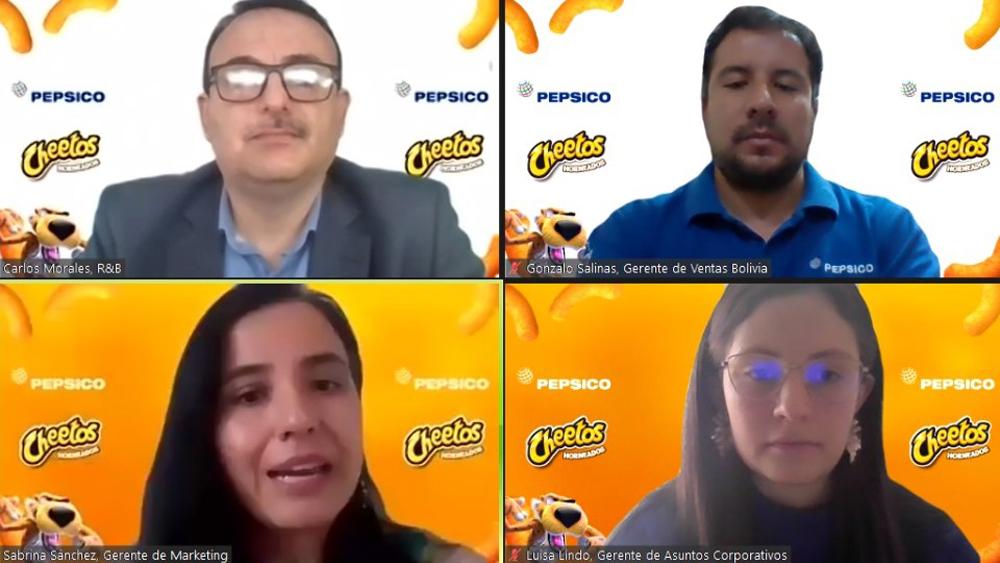 La llegada de Cheetos refleja el proposito de PepsiCo
