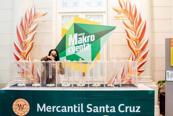 Super Makro Cuenta premia el ahorro con sorteos de Bs. 10.000