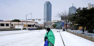 Texas desastre mayor