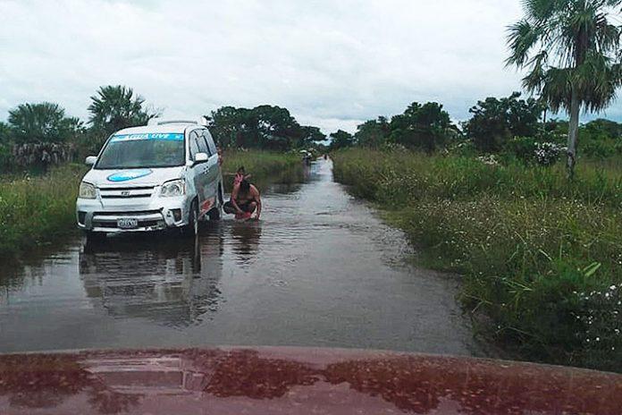 Trinidad lluvias