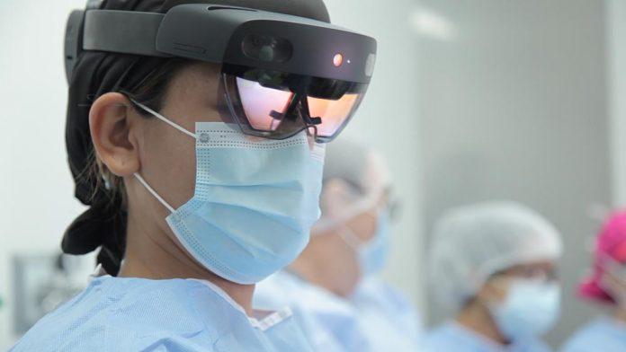 Una tecnica que fusiona el mundo real y el virtual