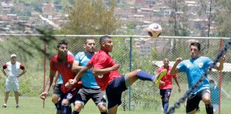Wilstermann vs Aurora
