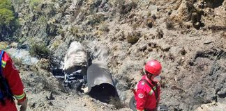 accidente Tarija