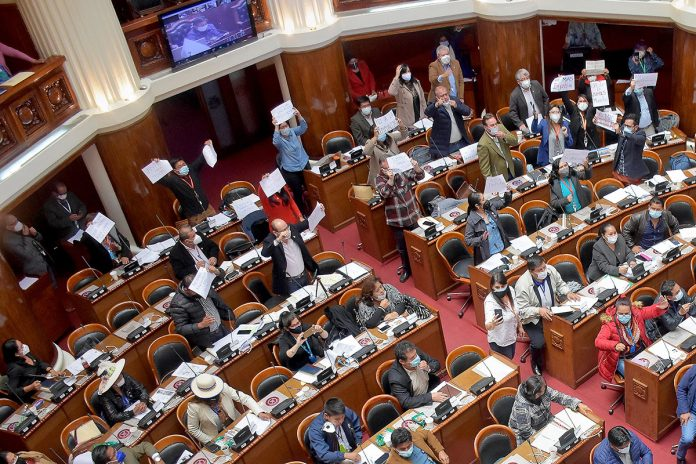 sesión Asamblea Legislativa